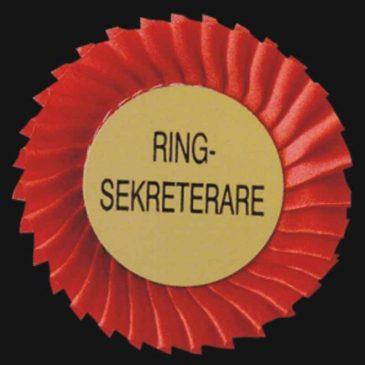 DKK bjuder in till ringsekreterarutbildning